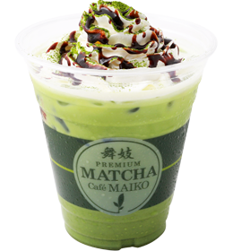Matcha Chocolate Cream