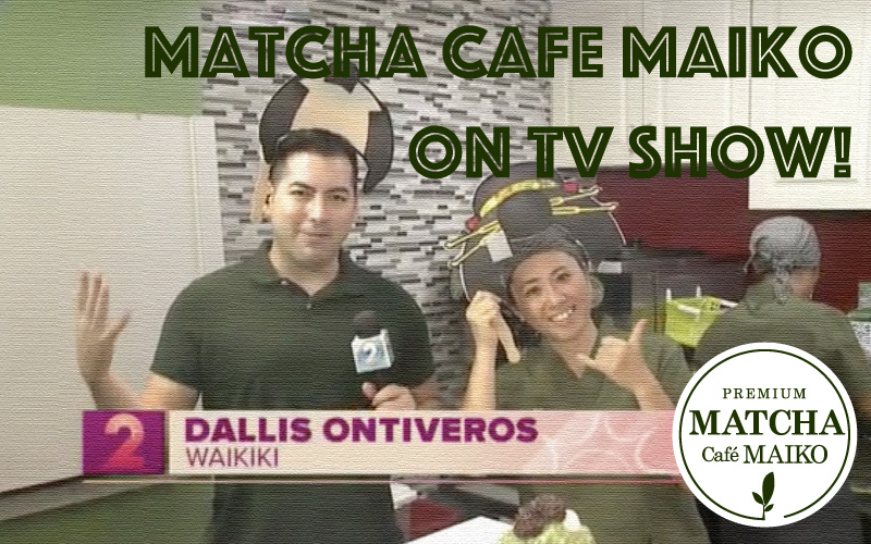 maiko cafe on tv show